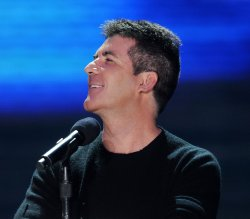 """""""The X Factor"""" judge Simon Cowell attends """"The X Factor"""" news conference in Los Angeles"""