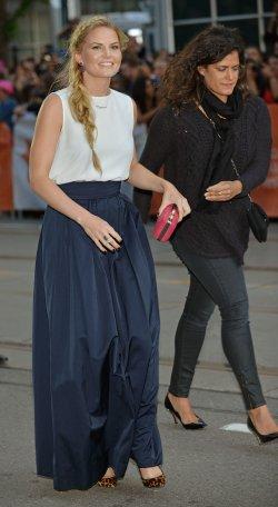Jennifer Morrison attends 'Gravity' premiere at the Toronto International Film Festival