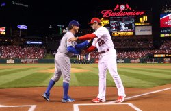 NLDS Game 3 Los Angeles Dodgers vs St. Louis Cardinals