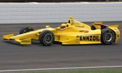 Rain cuts Fast Friday practice to 15 minutes for the 98th running of the Indianapolis 500 at the Indianapolis Motor Speedway