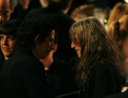 2007 ROCK AND ROLL HALL OF FAME INDUCTION CEREMONY AT THE WALDORF ASTORIA
