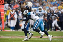 San Diego Chargers vs Tennessee Titans AFC Wildcard Playoffs