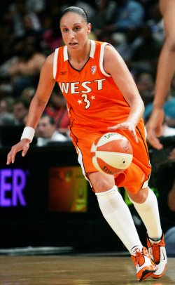 WNBA HOLDS 10TH ALL-STAR GAME
