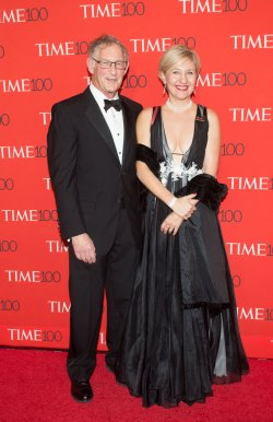 Glenda Gray arrives at the TIME 100 Gala in New York