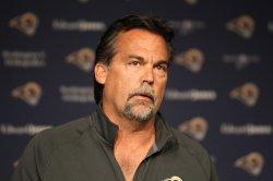 St. Louis Rams head coach Jeff Fisher talks about season ending injury to quarterback Sam Bradford