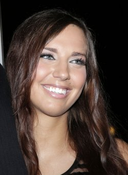Sydney Leathers arrives at HeadQuarters Gentlemen's Club