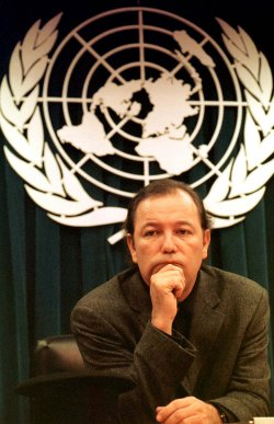 "United Nations appoints Ruben Blades as a ""GoodWill Ambassador"""
