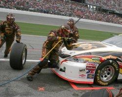 NASCAR DAYTONA GATORADE DUEL #1
