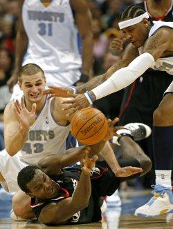 Philadelphia 76ers vs Denver Nuggets