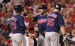 Cleveland Indians vs St. Louis Cardinals