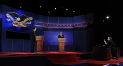 The First Presidential Debate 2012 in Denver