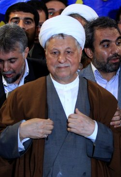 Final day of registration of hopefuls for Iran presidential election