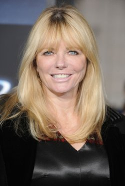 "Cheryl Tiegs attends the premiere of the film ""Avatar"" in Los Angeles"