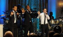 Obamas host Motown Sound performance at White House in Washington