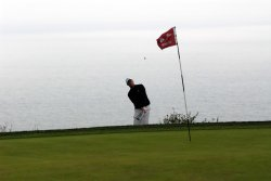 Round three of the US Open at Torrey Pines Golf Course in San Diego