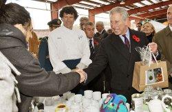 Prince Charles and Camilla, Duchess of Cornwall, visit Toronto