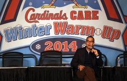 St. Louis Cardinals Winter Warm-up