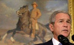 Bush Makes Statement On Iraq War Supplemental