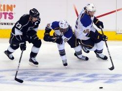 Los Angeles Kings vs St. Louis Blues-Western Conference Semi-Finals Los Angeles