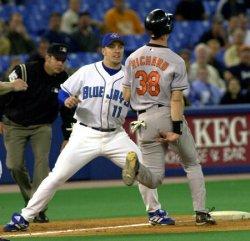Baltimore Orioles vs Toronto Blue Jays Major League Baseball