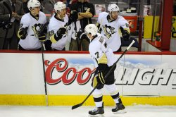 Washington Capitals vs Pittsburgh Penguins in Washington