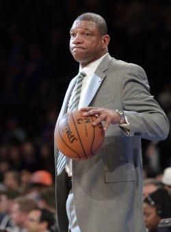 Knicks vs Celtics at Madison Square Garden