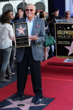 Adam West receives star on the Hollywood Walk of Fame in Los Angeles