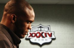 St. Louis Rams Isaac Bruce retires from the National Football League