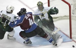 NHL PLAYOFFS 4 DALLAS STARS VS COLORADO AVALANCHE
