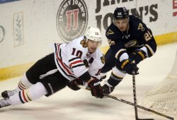 Chicago Blackhawks vs St. Louis Blues