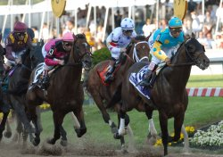 133rd Preakness Stakes in Baltimore