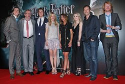 Harry Potter and the Deathly Hallows: Part 2 premiere in Paris