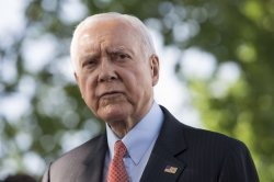 "Sen. Hatch Speaks out against the ""Protect Women's Heath From Cooperate Interference Act of 2014,"" bill in Washington, D.C."