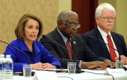House Democrats hold hearing in support of health care reform in Washington