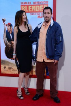 """Blended"" premiere held in Los Angeles"