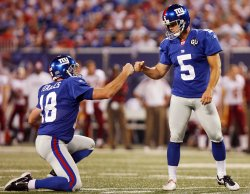 Washington Redskins at New York Giants NFL Week 1