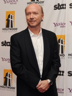 Paul Haggis attends the Hollywood Film Awards in Beverly Hills