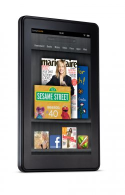 Amazon Unveils New Kindle Fire Tablet
