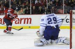 NHL Toronto Maple Leafs at Washington Capitals