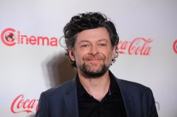 Andy Serkis arrives at the 2014 CinemaCon Awards Ceremony in Las Vegas