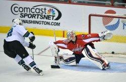 San Jose Sharks vs Washington Capitals in Washington, D.C.