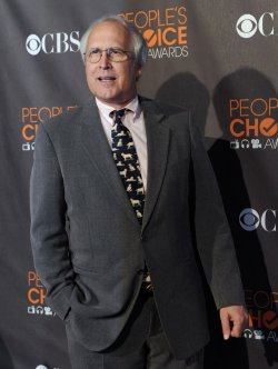 Chevy Chase attends the 2010 People's Choice Awards in Los Angeles