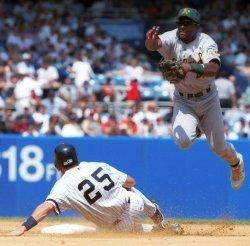 Yankees v. A's