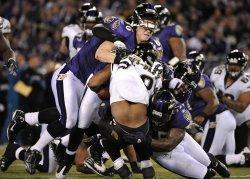 Jacksonville Jaguars vs. Baltimore Ravens