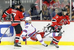 New Jersey Devils vs New York Rangers
