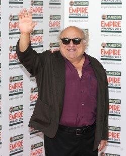 """Danny Devito attends the """"Empire Awards 2012"""" in London"""