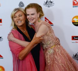 Nicole Kidman and Deborra-Lee Furness attend G'Day USA gala in Los Angeles