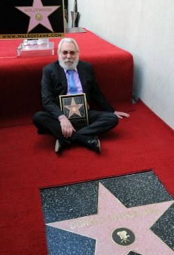 Donald Sutherland receives star on Hollywood Walk of Fame in Los Angeles