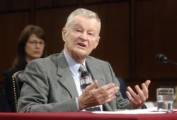 FORMER NATIONAL SECURITY ADVISER BRZEZINSKI TESTIFIES ON IRAQ