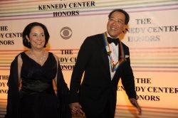2011 Kennedy Center Honoree Yo-Yo Ma arrives for gala evening in Washington DC